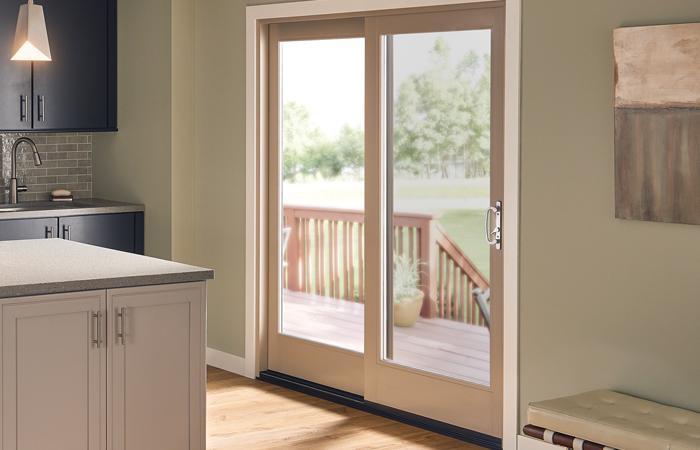 Milgard Ultra Series Fiberglass Doors
